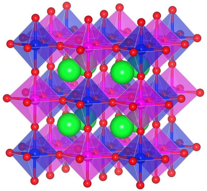 Magnetic Double Perovskites