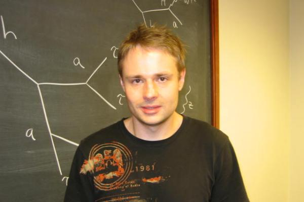 Radovan Dermisek (Indiana University) 2/4/19 High Energy Physics seminar speaker