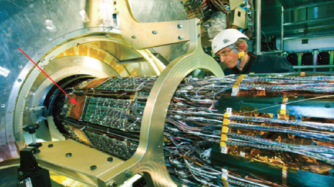 The LHC Atlas Pixel Detector